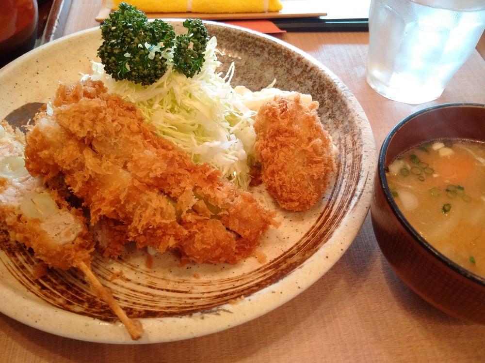 Tonkatsu Futaba Kasai