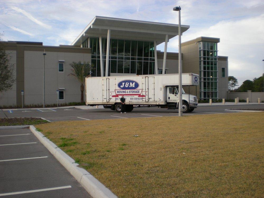 J & M Moving & Storage