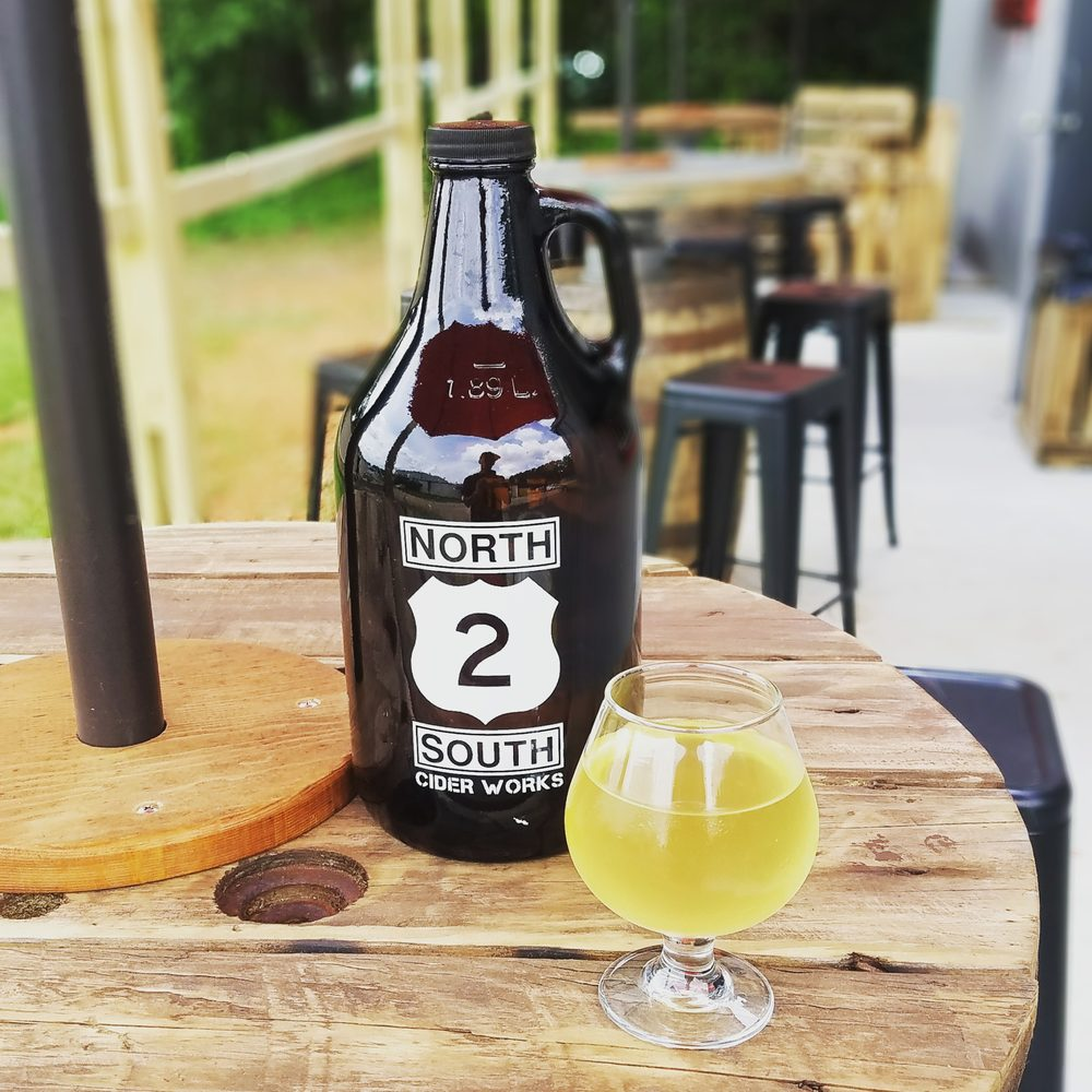 North 2 South Cider Works: 1544 Forest Pkwy, Lake City, GA