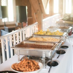 Photo Of Backyard Bistro   Raleigh, NC, United States. Catered Wedding  Spread