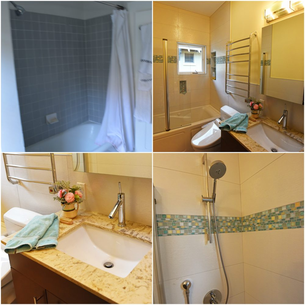 Bathroom Remodel Yelp before and after : bathroom remodel - yelp