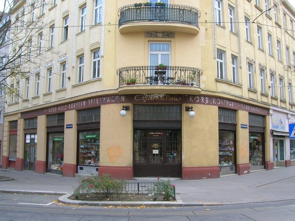 B rnklau mizzi raumausstattung innenarchitektur for Wien innenarchitektur