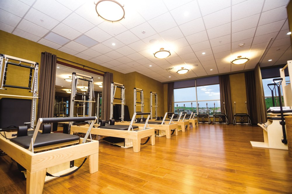 Social Spots from Life Time Fitness