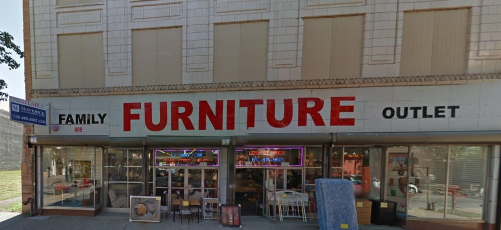 Family Furniture: 609 Ave of the States, Chester, PA