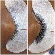 b3c1717c993 Eyelash Extension Photo of Dollface Lashes & Beauty - Houston, TX, United  States