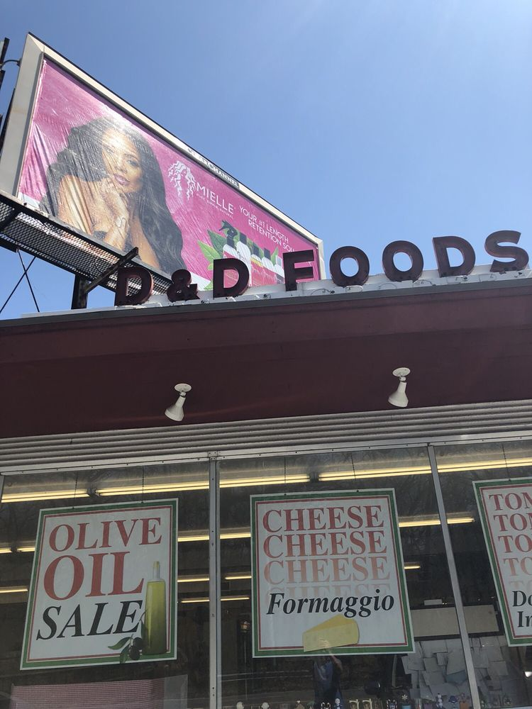 D & D Food Shop: 1023 S Halsted St, Chicago Heights, IL