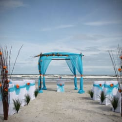 Photo Of Affordable Beach Wedding Edgewater Fl United States New Smyrna