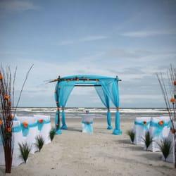 Photo Of Affordable Beach Wedding Edgewater Fl United States New Smyrna