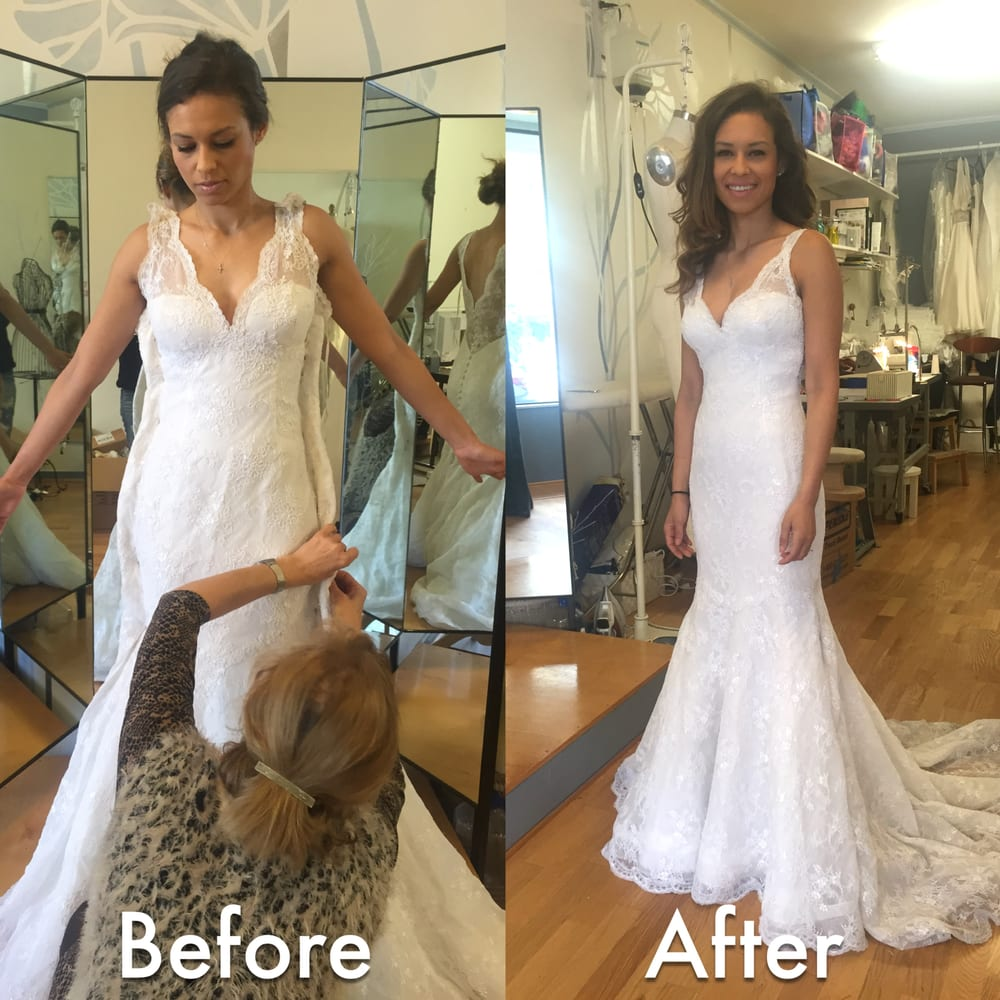 Photo Of Fichu San Francisco Ca United States Before After Wedding