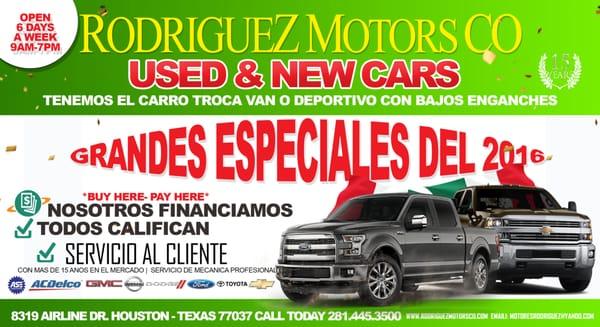 rodriguez motors company concessionari auto 8319