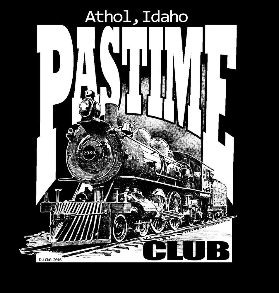 Pastime Club: 5475 E Hwy 54, Athol, ID
