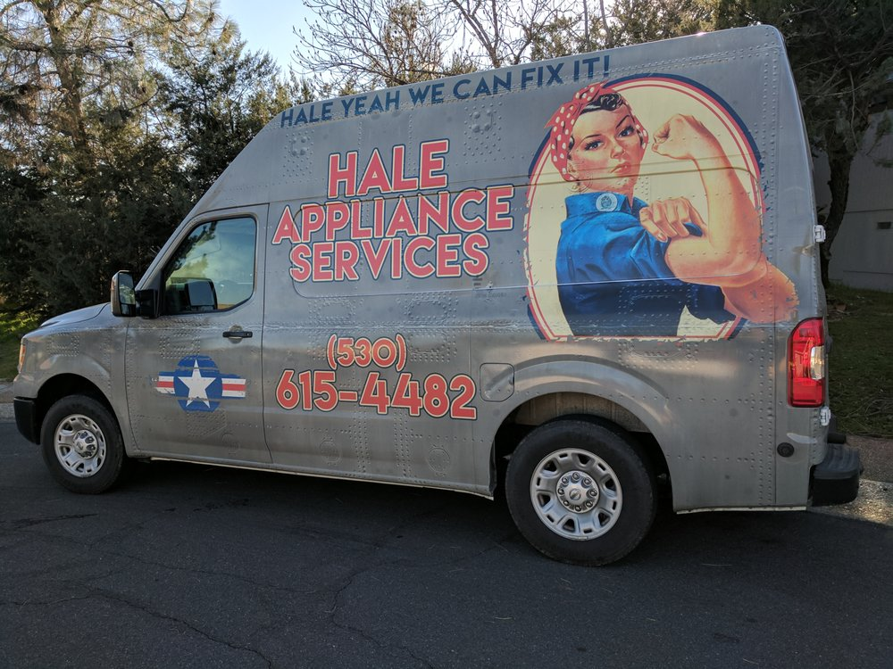 Hale Appliance Services: Grass Valley, CA