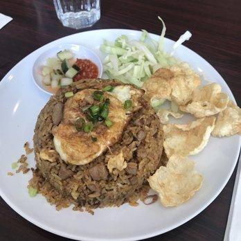 Awang Kitchen Menu