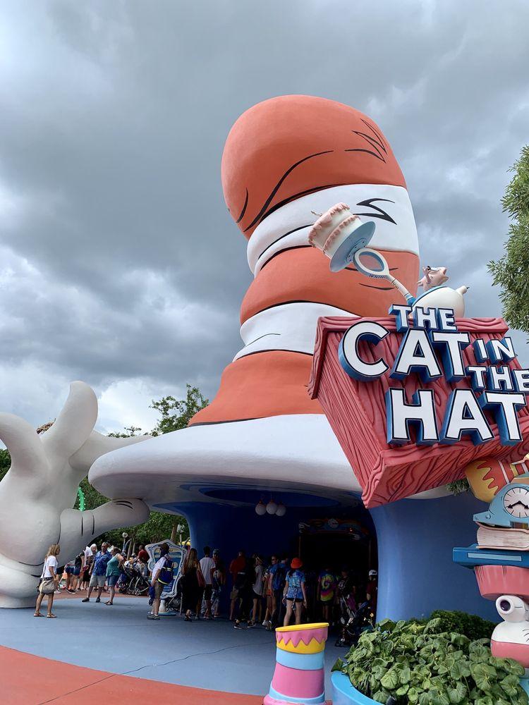 Seuss Landing: 6000 Universal Blvd, Orlando, FL