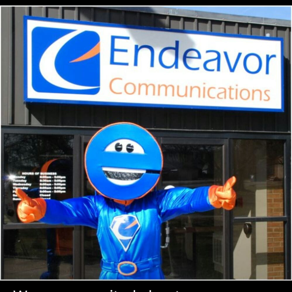 Endeavor Communications: 2 S West St, Cloverdale, IN