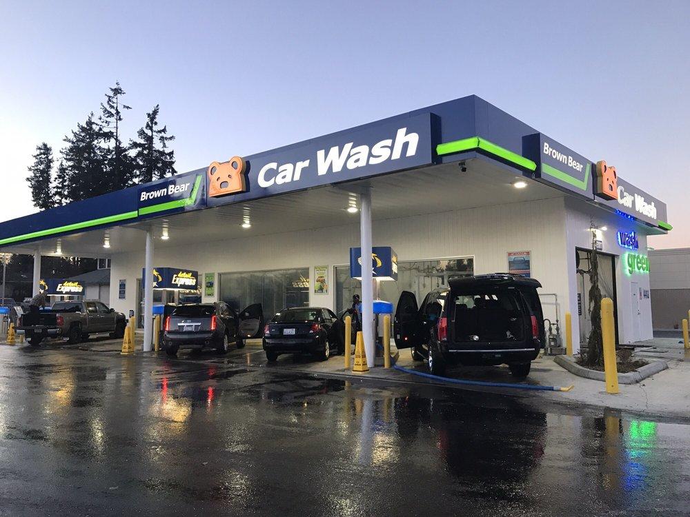 Car Wash Meridian Puyallup