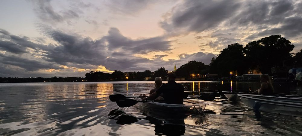 Get Up And Go Kayaking - Winter Park: 410 Ollie Ave, Winter Park, FL