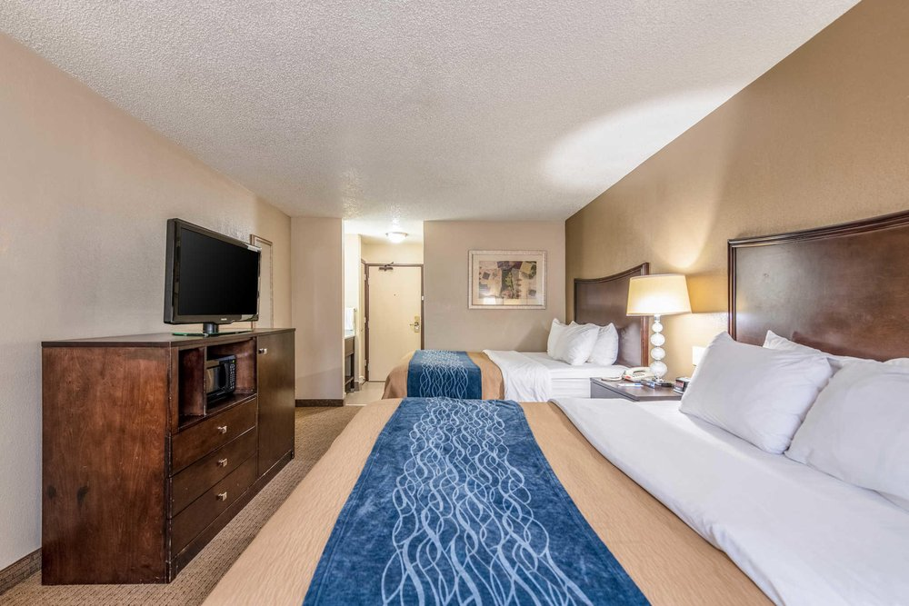 Quality Inn: 16420 Allenby Drive, Marysville, OH