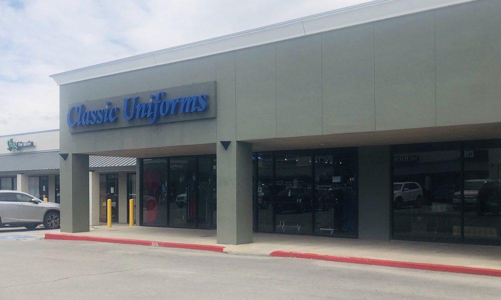 Classic Uniforms: 8507 Mccullough Ave, San Antonio, TX