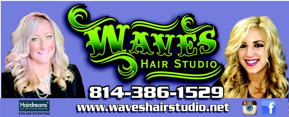 Waves Hair Studio: 3613 Business 220, Bedford, PA