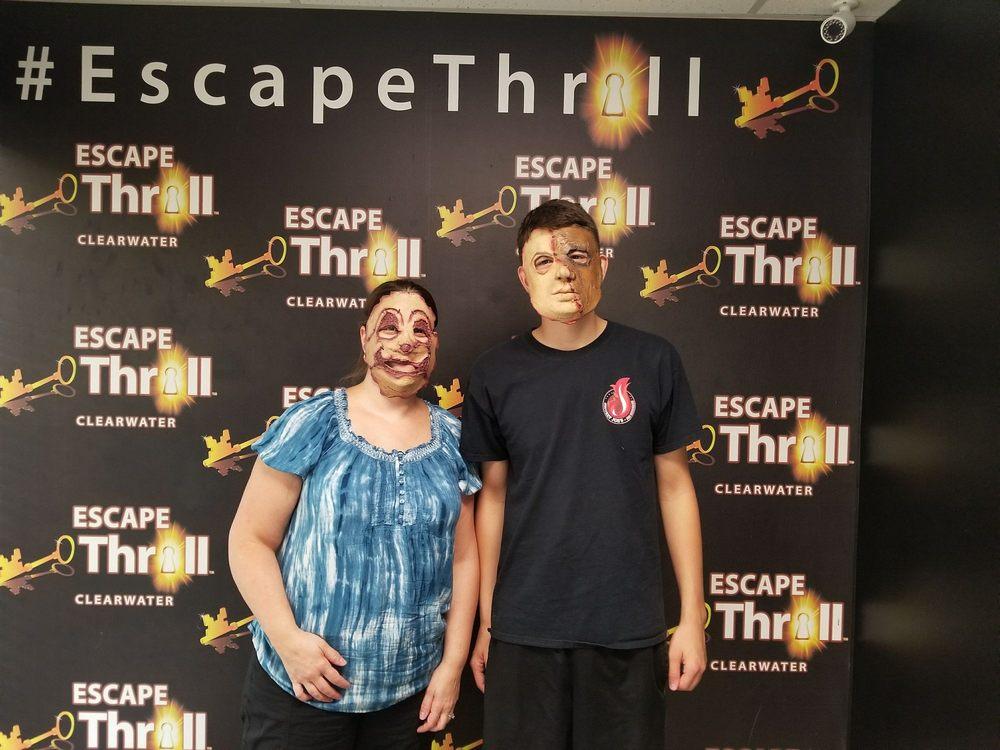 Escape Thrill: 29261 US Hwy 19 N, Clearwater, FL