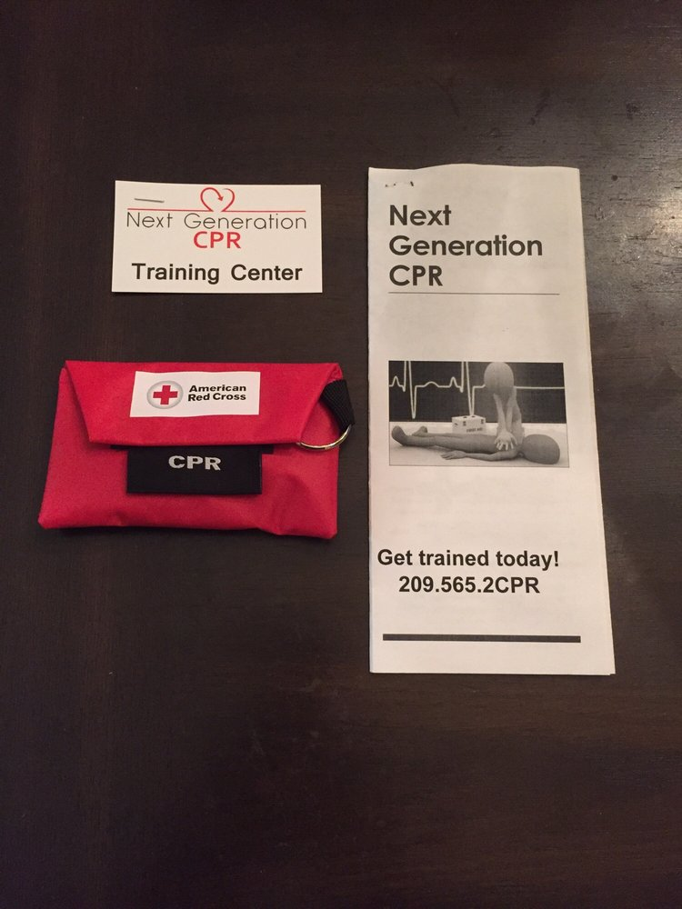 Next Generation Cpr First Aid Classes 2029 E Harding Way