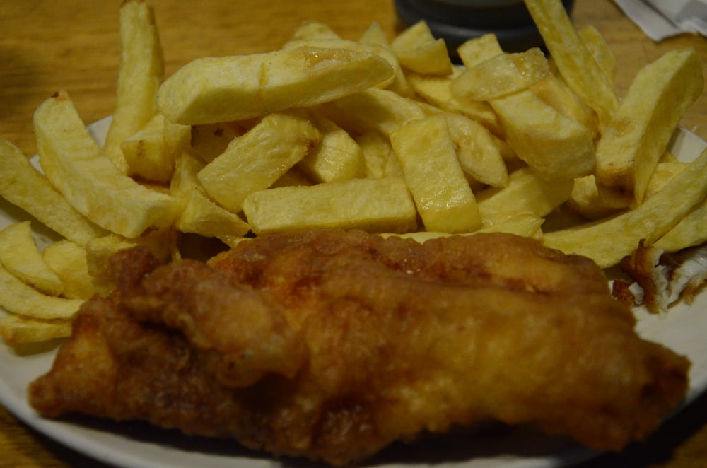 Fish And Chips Near Me Fast Food