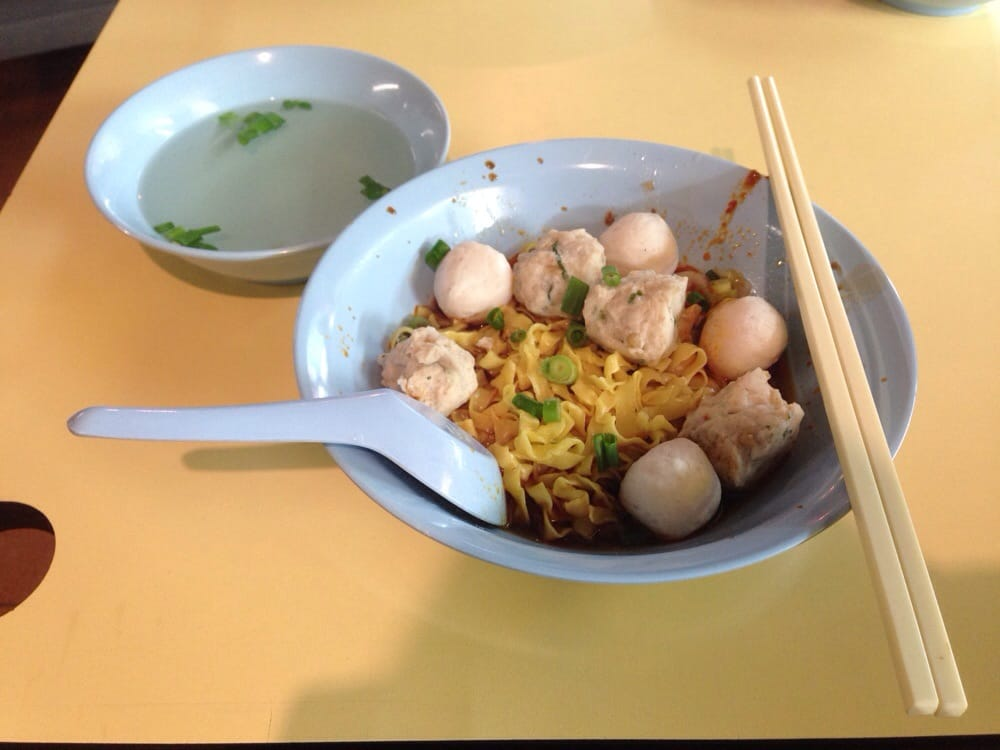 Song Kee Kway Teow Noodle Soup