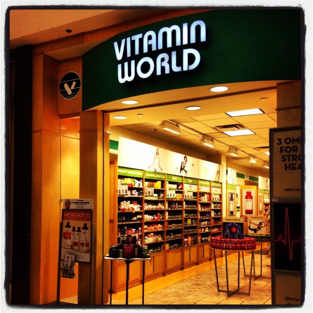 Vitamin world vitamins supplements 5493 meadowood for Fish store reno