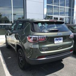 Farrish Chrysler Jeep Dodge Ram - Service Center - 21 Reviews - Auto