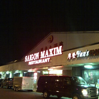 Saigon Maxim Restaurant Philadelphia Pa