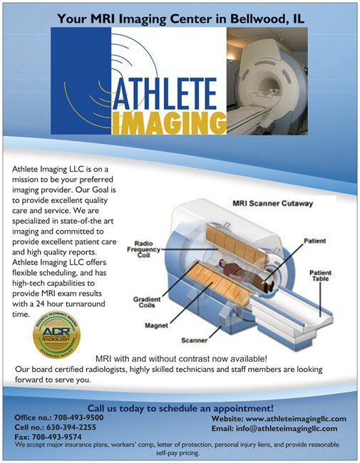 Athlete Imaging: 2615 W Harrison St, Bellwood, IL