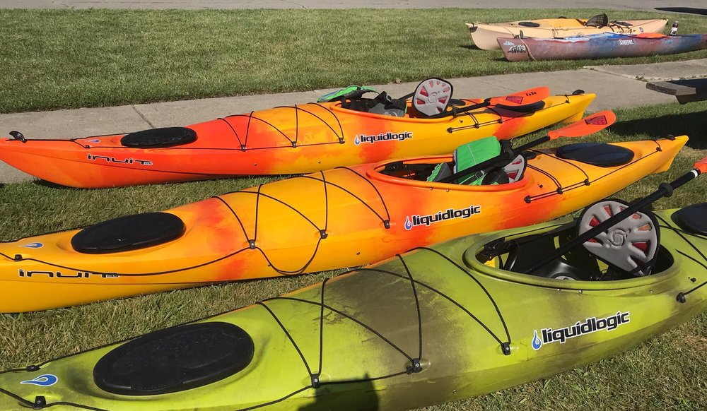 Riverside Kayak Connection: 4016 Biddle Ave, Wyandotte, MI