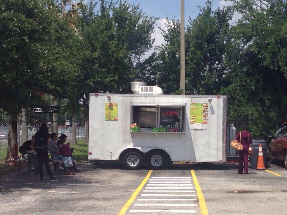 Taste on Wheels Bistro: 1777 McCoy Rd, Orlando, FL