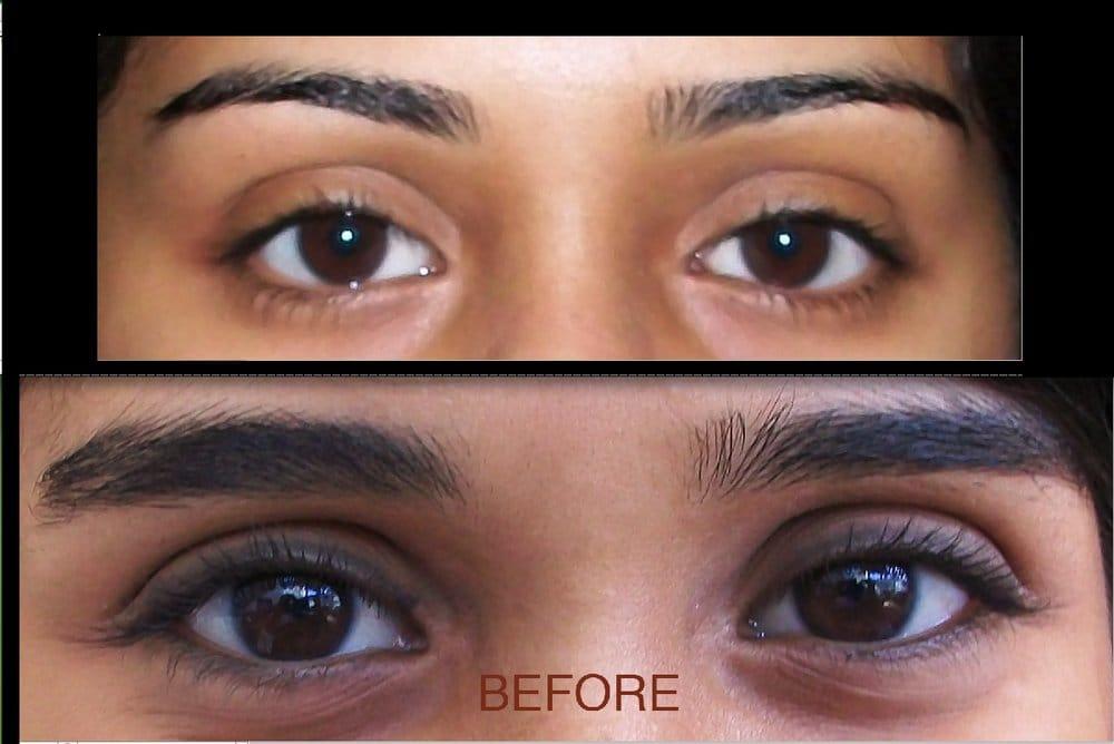 My Eyebrows Waxed Very Nicely By Sabrina Yelp