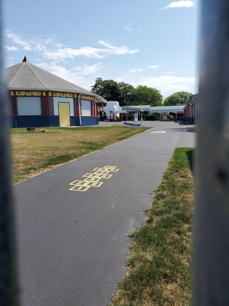 Olcott Beach Carousel Park: 5979 E Main St, Olcott, NY