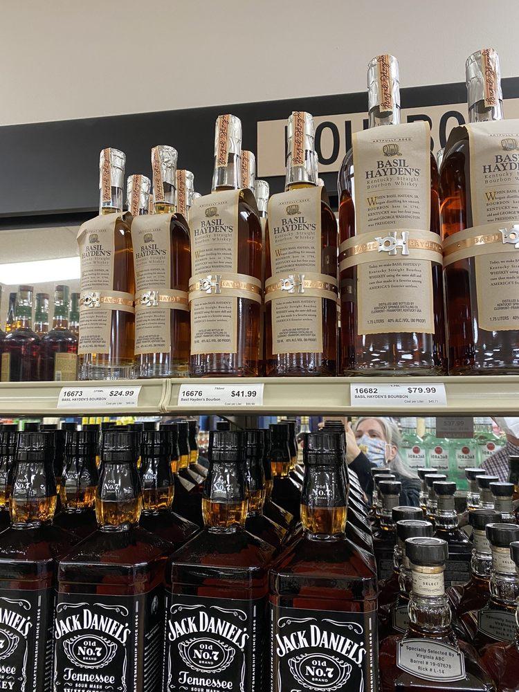 Virginia ABC Store: 1521 N Parham Rd, Richmond, VA