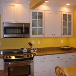 Photo Of Lakeside Kitchen Design   Penn Yan, NY, United States. White Maple
