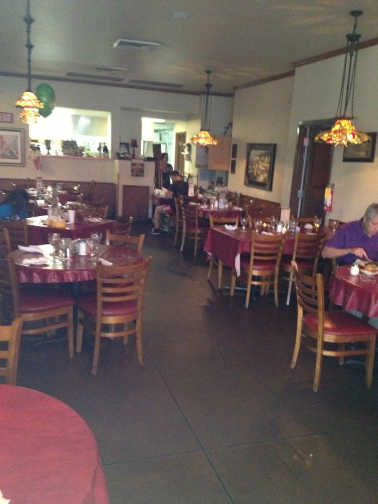 Italian Restaurants West El Paso