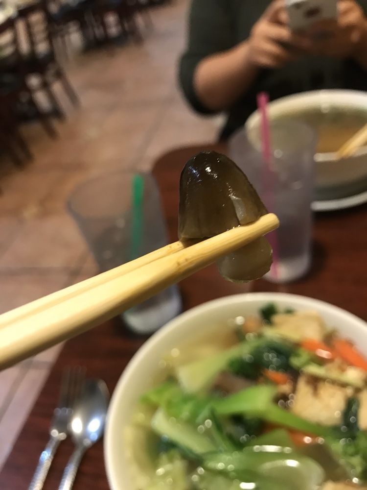 Food from Pho A Dong