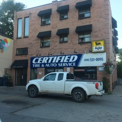Certified tire auto auto repair 1586 queen street w parkdale photo of certified tire auto toronto on canada solutioingenieria Gallery