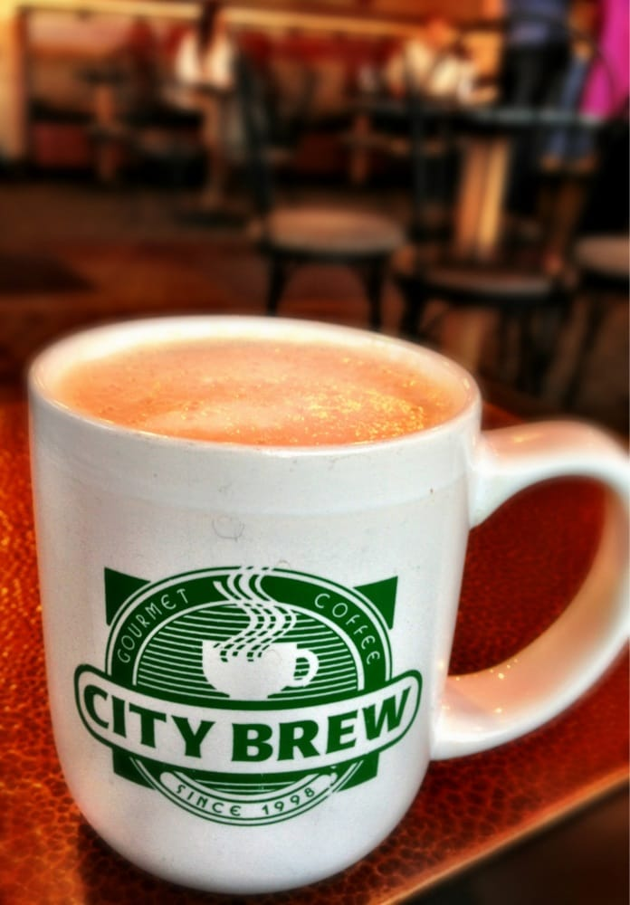 Social Spots from City Brew Coffee