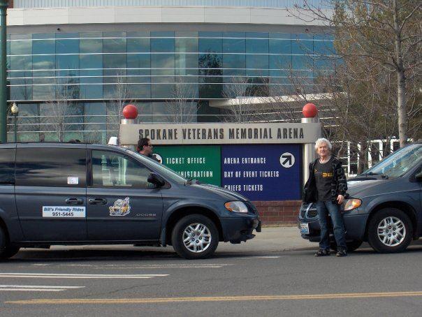 Bill's Friendly Rides: Spokane, WA