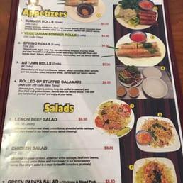 Photo Of Cuu Long Vietnamese Restaurant Aiea Hi United States The Menu
