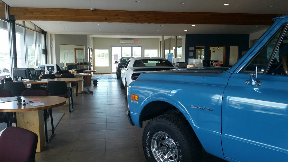 Pierce Chevrolet: 62683 US Highway 93, Ronan, MT