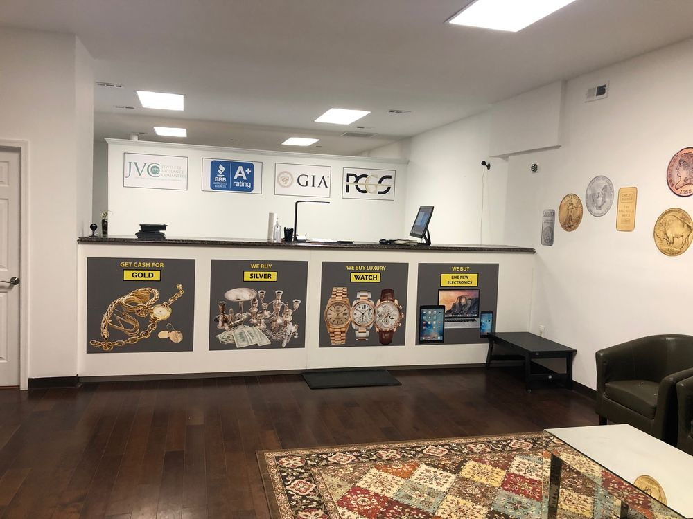 Cash For Gold: 7262 Columbia Pike, Annandale, VA