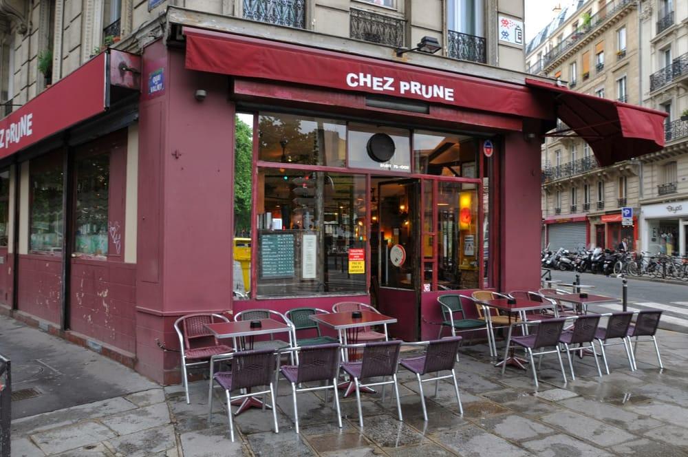 Restaurant Chez Jacques B Paris