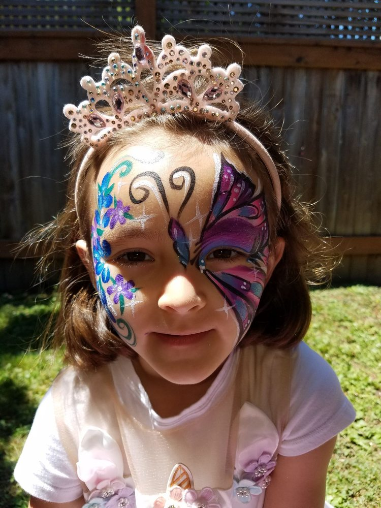 Nicole's Face Painting and Body Art: Cornelius, OR