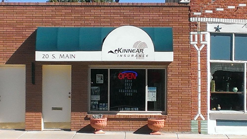 Kinnear Insurance: 20 S Main St, Keenesburg, CO