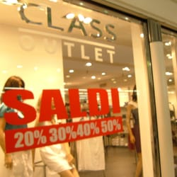 Class Outlet - Outlet - Via Tiburtina 757 0935191b3d5